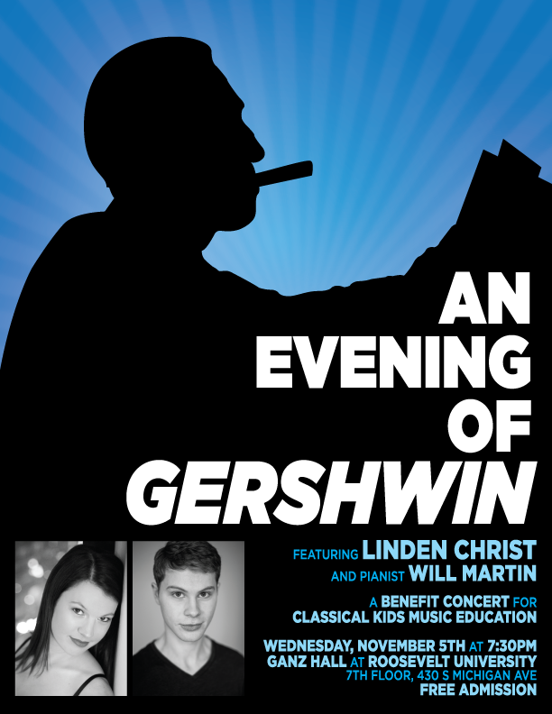 An Evening of Gershwin, 11/5/2014