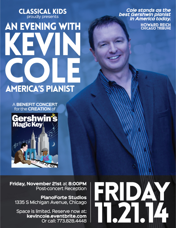 An Evening with Kevin Cole, 11/21/2014